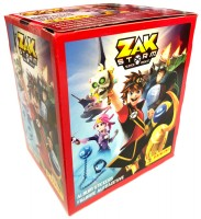 Zak Storm: Super Pirate Stickerkollektion – Box