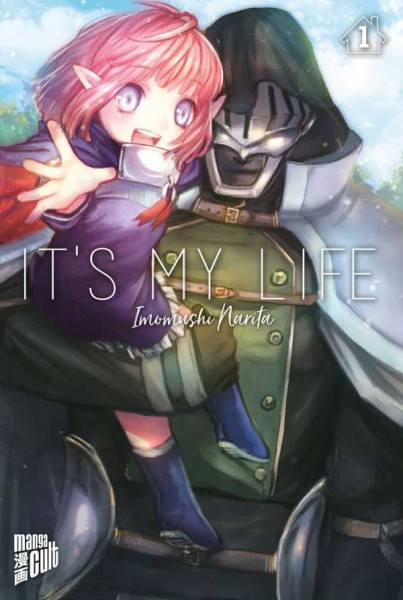 It's my Life 1 Cover