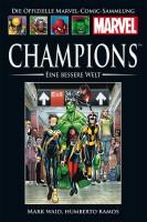 Hachette Marvel Collection 197 Champions - Eine bessere Welt Cover