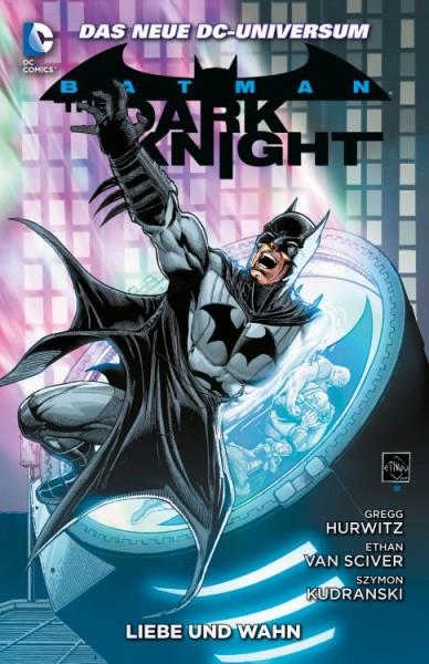 Batman: The Dark Knight Paperback 3: Liebe und Wahn Hardcover