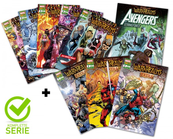 War of the Realms Mega-Bundle