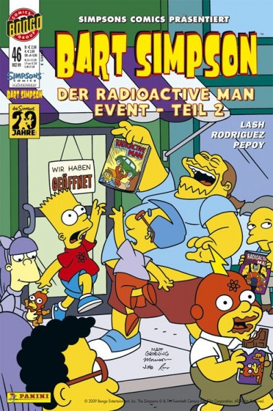 Bart Simpson Comics 46