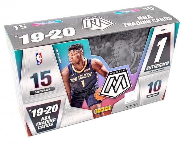 NBA Mosaic Trading Cards 2019/20 - Hobbybox