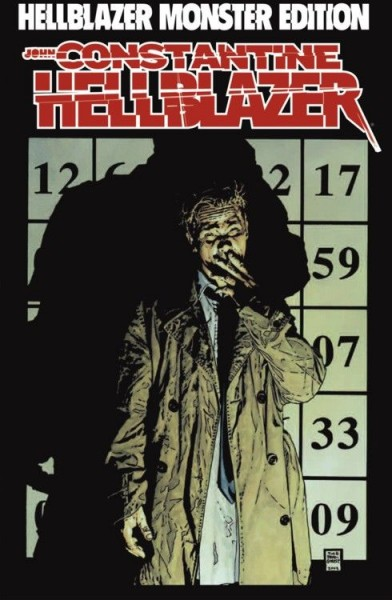 John Constantine: Hellblazer - Monster 1 Variant - Highwater