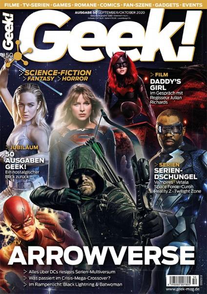 Geek! 50 Cover