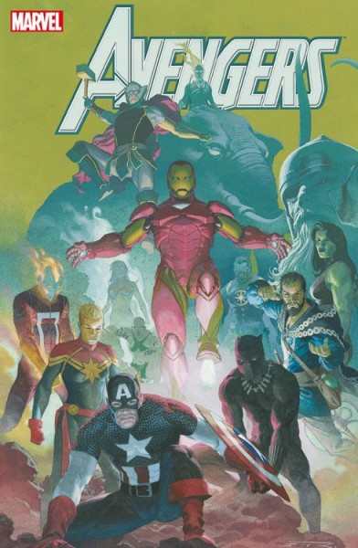 Avengers 1 Variant
