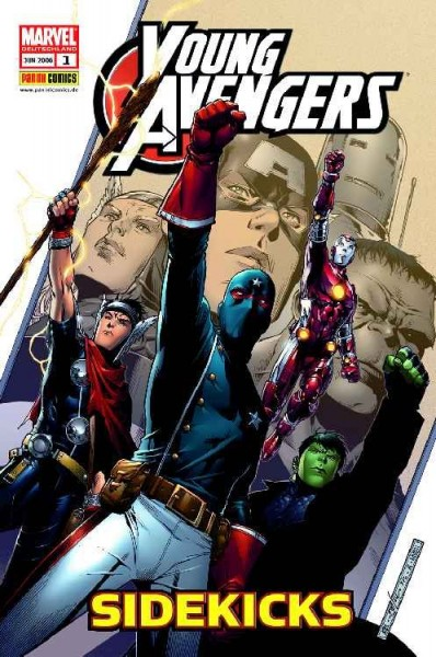 Young Avengers Sonderband 1: Sidekicks
