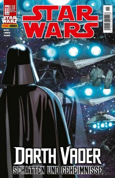 Star Wars 11: Darth Vader - Schatten und Geheimnisse - Kiosk-Ausgabe