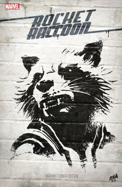 Rocket Raccoon - Sackgasse Erde