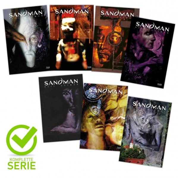 Sandman Deluxe-Bundle