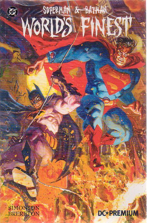 DC Premium 16: Superman & Batman...