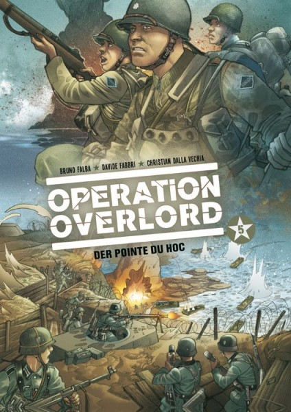 Operation Overlord 5: Der Pointe Du Hoc