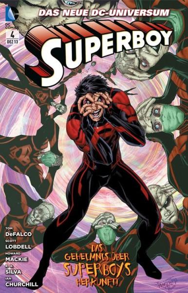 Superboy 4: Die Ravagers