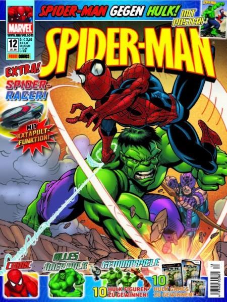 Spider-Man Magazin 12