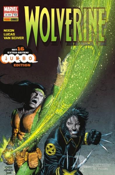 Wolverine 72