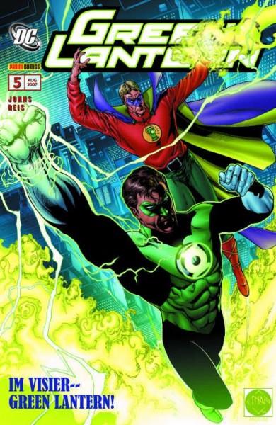 Green Lantern Sonderband 5: Jagd auf Hal Jordan