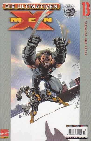 Die Ultimativen X-Men 13