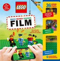 LEGO®: Mach deinen eigenen Film - Das offizielle LEGO® Buch zur Stop-Motion-Technik Cover