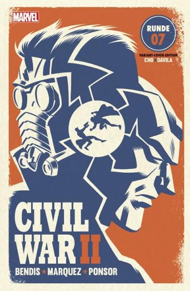 Civil War II Band 8 Variant