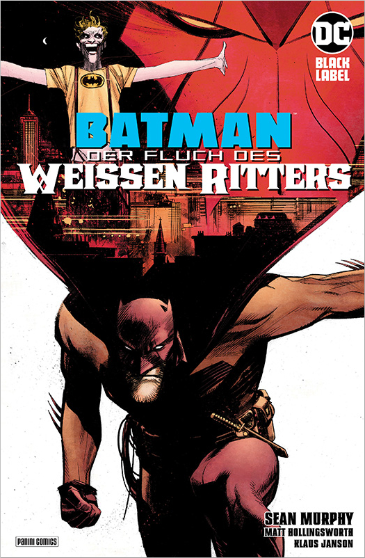 Batman: Der Fluch des Weißen Ritters