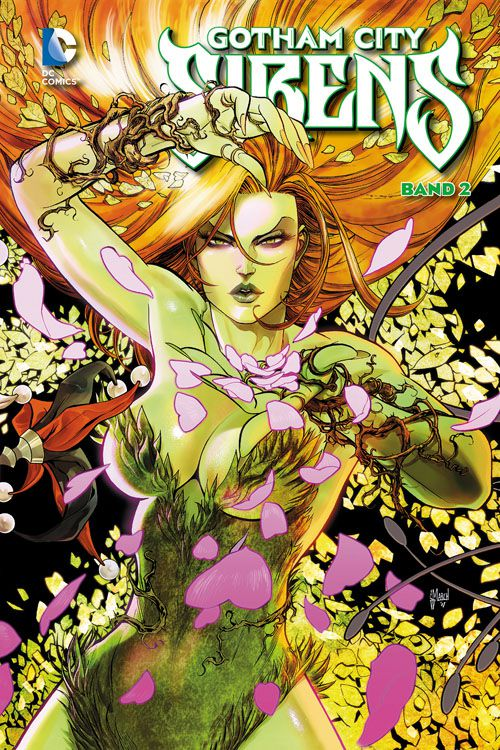 Gotham City Sirens 2 Comic Salon...