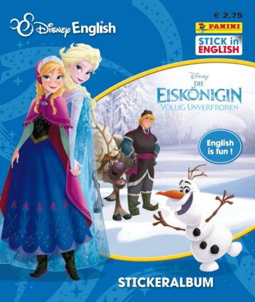 Disney - Die Eiskönigin - Völlig unverfroren Stickerkollektion - Album