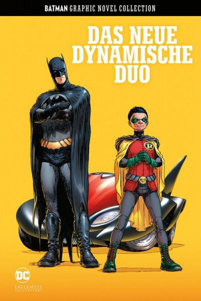 Batman Graphic Novel Collection 8: Das neue dynamische Duo