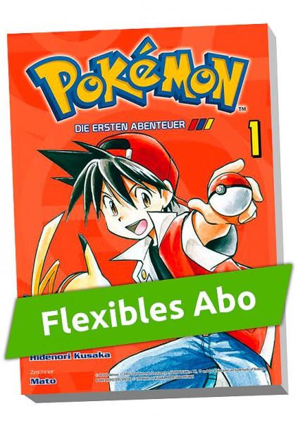 Flexibles Abo - Pokémon - Die ersten Abenteuer