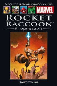 Hachette Marvel Collection 144: Rocket Racoon - Hetzjagd im All
