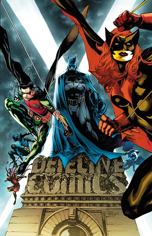 Batman Detective Comics Paperback 7