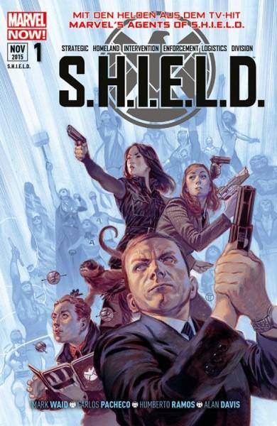 S.H.I.E.L.D. 1
