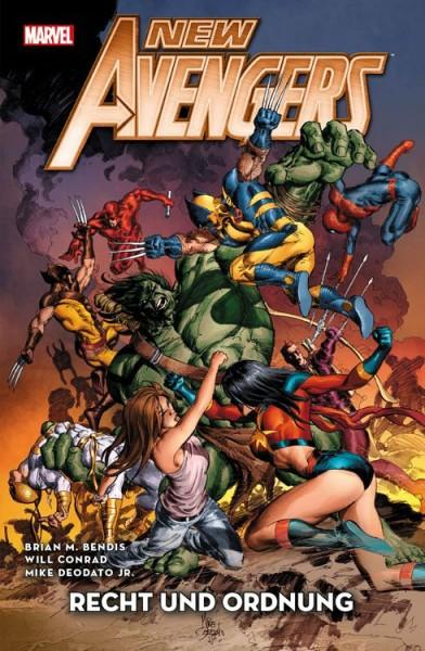 New Avengers 4: Recht und Ordnung