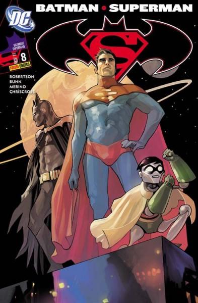 Batman/Superman Sonderband 8