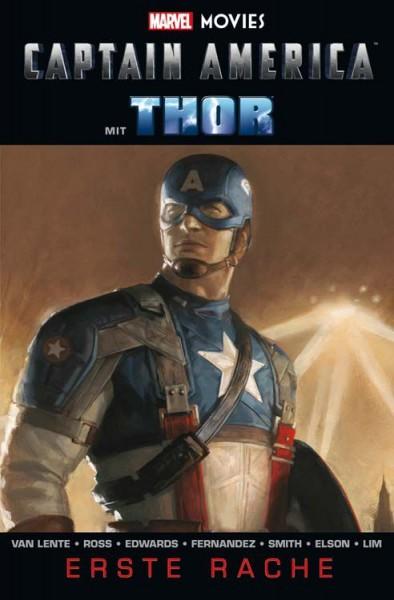 Marvel Movies: Captain America & Thor