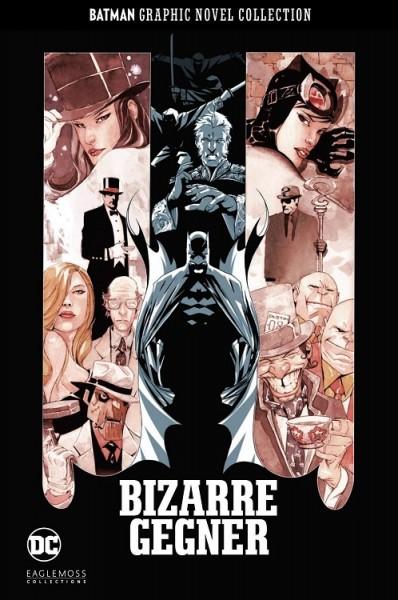 Batman Graphic Novel Collection 16: Bizarre Gegner