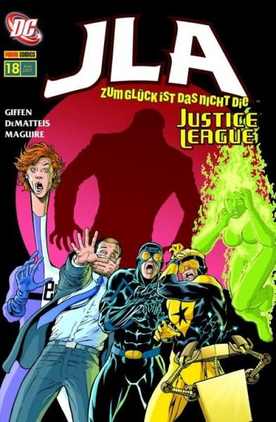 JLA Sonderband 18: Zum Glück ist das nicht die Justice League!