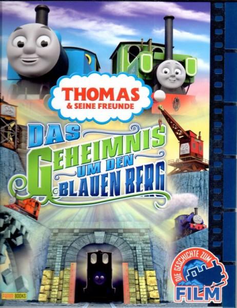 Thomas und seine Freunde: Das Geheimnis um den Blauen Berg - Filmbuch