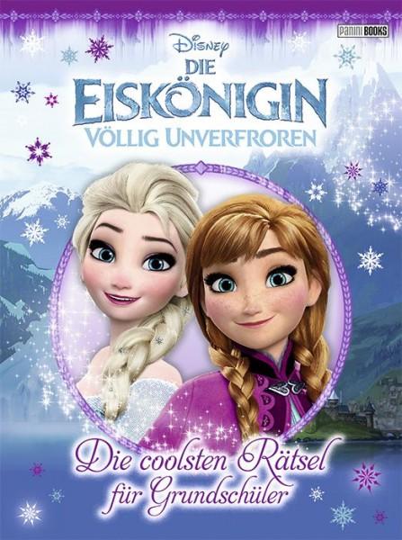 Disney: Die Eiskönigin - Die coolsten Rätsel für Grundschüler