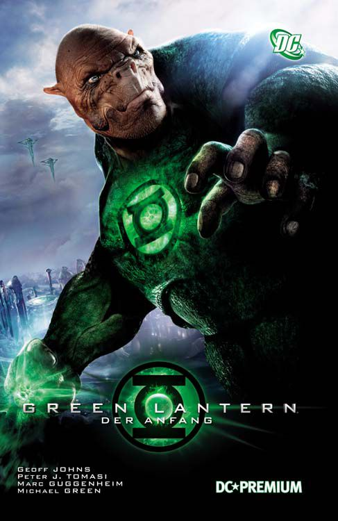 DC Premium 74 - Green Lantern - Der...