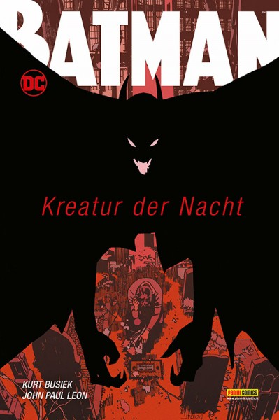 Batman: Kreatur der Nacht Hardcover Cover