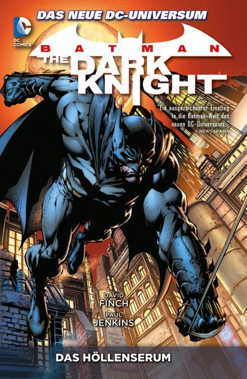 Batman: The Dark Knight 1: Das...