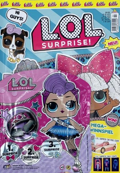 L.O.L. Surprise! Magazin 02/20