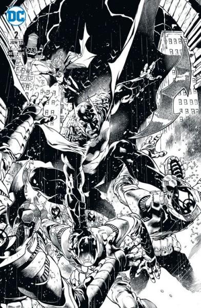 Batman: Detective Comics 2 Comic Con Stuttgart Variant