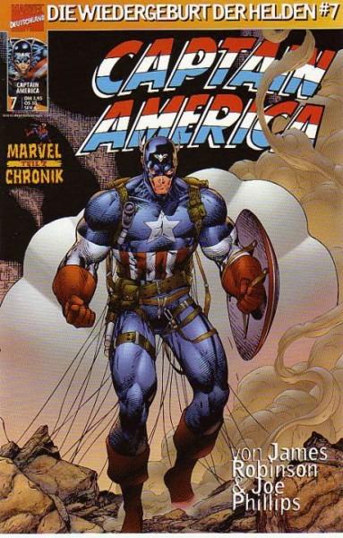 Captain America: Die Wiedergeburt der Helden 7
