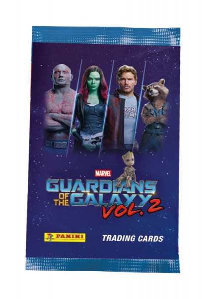 Guardians of the Galaxy Vol. 2 - Box mit 24 Tüten