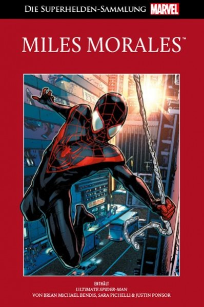 Die Marvel Superhelden Sammlung 61: Miles Morales