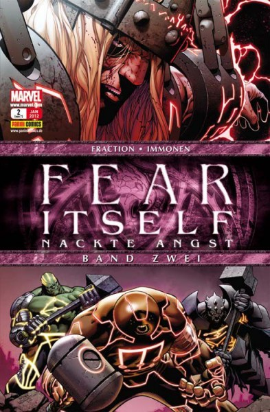 Fear Itself: Nackte Angst 2