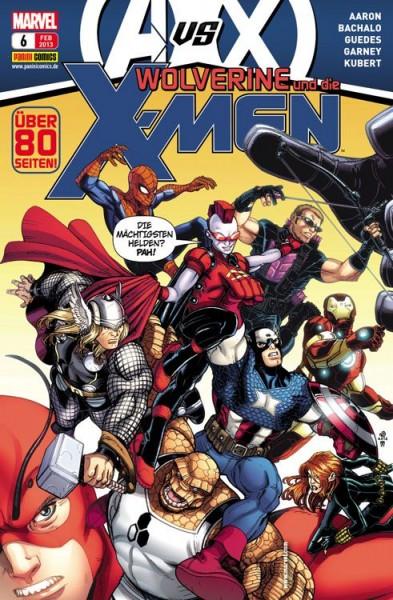 Wolverine & die X-Men 6