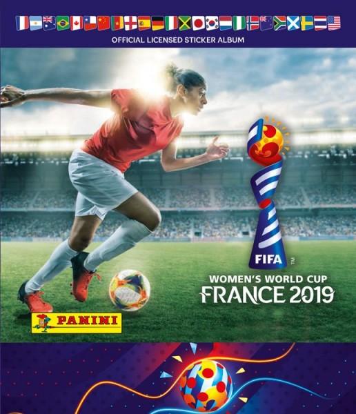 FIFA Women's World Cup 2019 - Stickeralbum