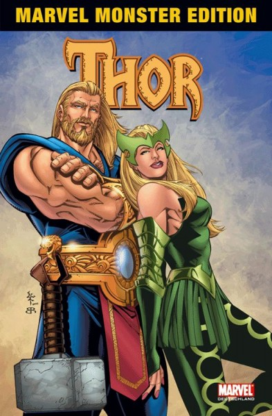 Marvel Monster Edition 5: Thor